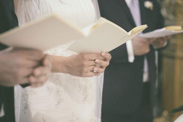 come fare il libretto della messa del matrimonio