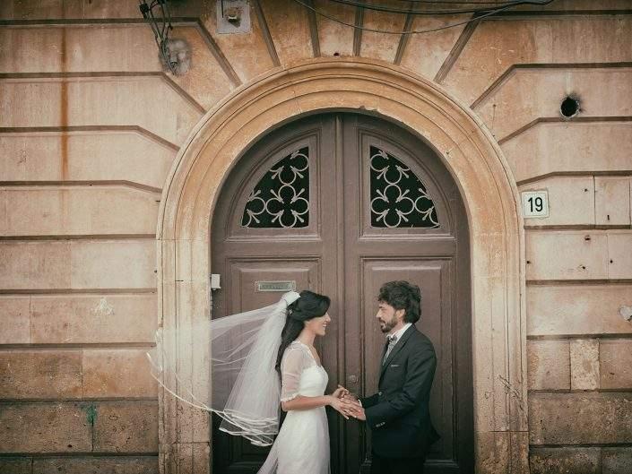 Matrimonio a Siracusa, Gianluca & Iside